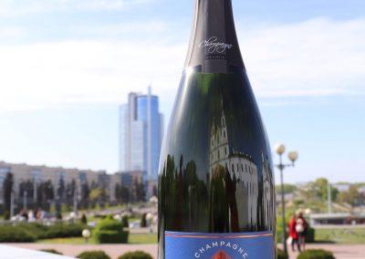 Champagne Pascal Picard à Minsk (Bélarus)